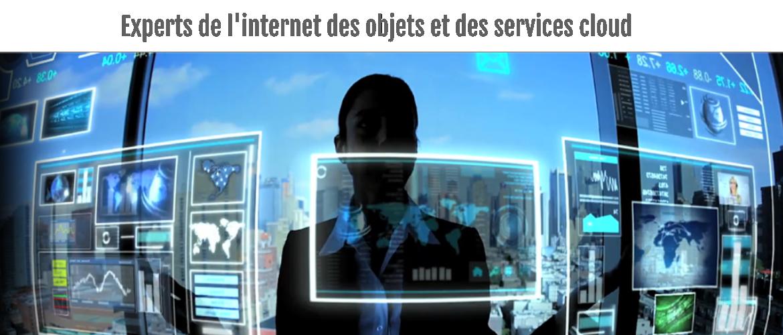 Experts de l'internet des objets et des services cloud